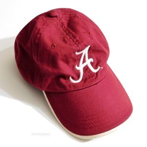 Vintage 80's University Of Alabama Roll Tide Hat